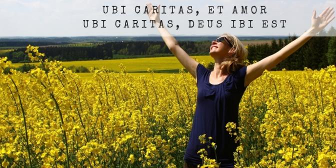 Deus ibi est: Dio è lì